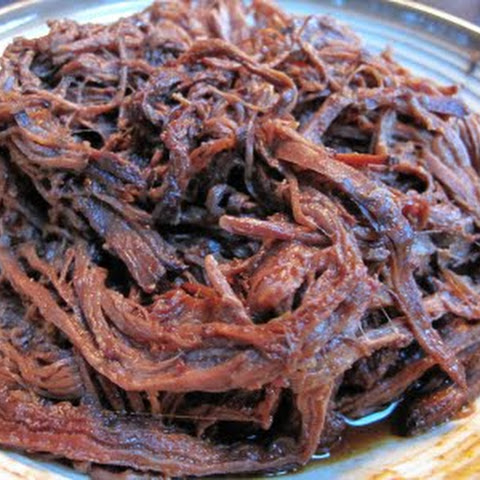 Sonoran-Style Shredded Beef