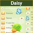 GO SMS Daisy