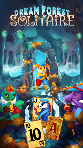 Solitaire Dream Forest: Cards - screenshot