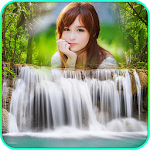 Waterfall Frame Collage Apk