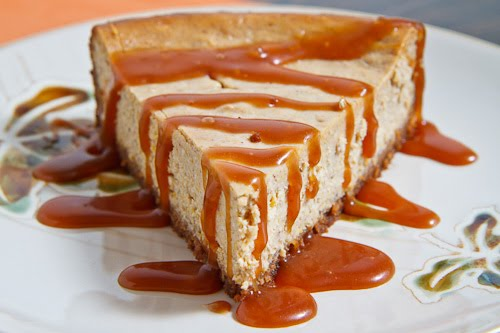 Pumpkin Pie Cheesecake Recept | Yummly