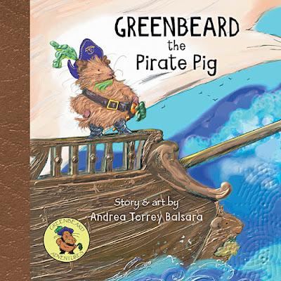 Greenbeard the Pirate Pig