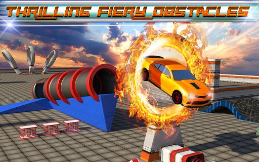 Extreme Car Stunts 3D screenshot 6