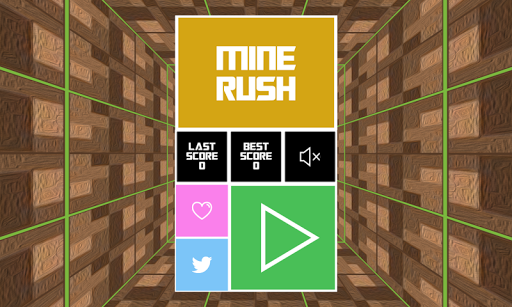 Mine Rush - screenshot
