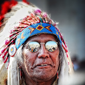 American redskin by Davis L. Antonio - People Street & Candids