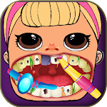 Game LOL Surprise dentist doll Icon