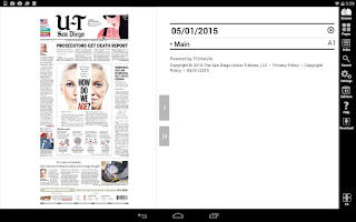 Screenshot of U-T E-Edition