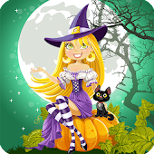 Game Magic Witch Puzzle - Match 3 APK for Windows Phone