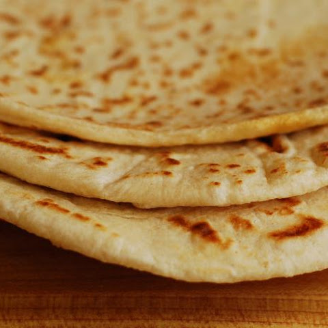 Whole Wheat Homemade Tortillas