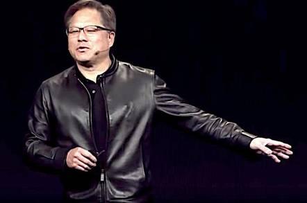 Nvidia shrugs off crypto-mining crash, touts live ray-tracing GPUs, etc