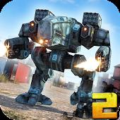 Robots Tanks 2 - 3D War Game APK for Blackberry