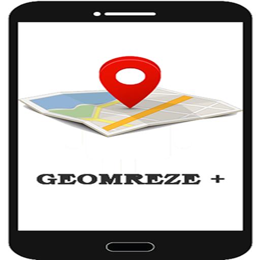 Android aplikacija GEOMREZE+ GEO TACKE NA TERITORIJI REPUBLIKE SRBIJE