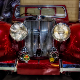0703-TA-0225-06-16 by Fred Herring - Transportation Automobiles