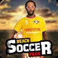 Beach Soccer Flick