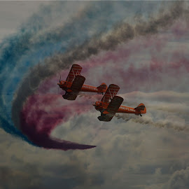 AIRSHOW by Gjunior Photographer - Transportation Airplanes ( airplane, airshow )