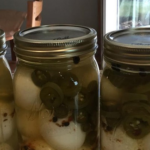 Pickled Eggs II