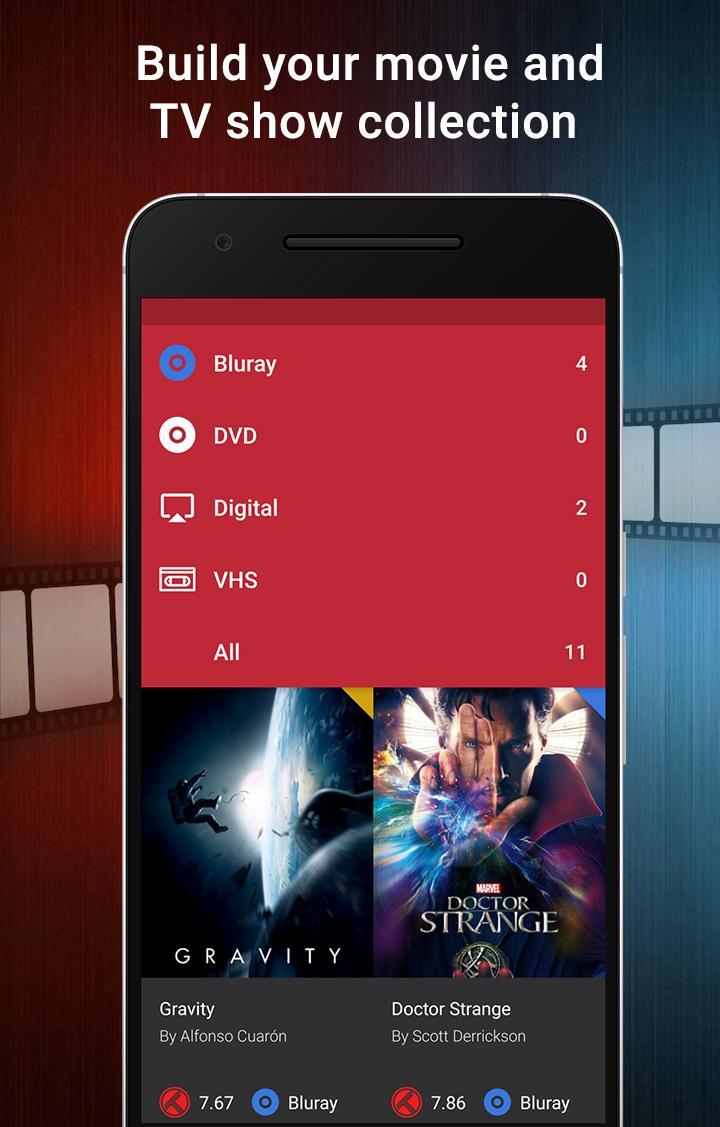 CineTrak: Your Movie and TV Show Diary Screenshot 5