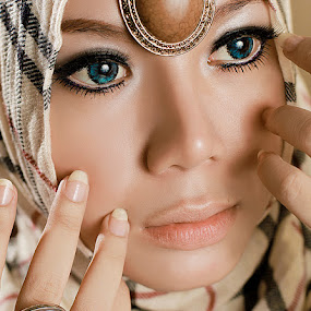 by Zaky Maghfur - People Portraits of Women