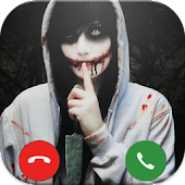 Fake Call From Jeff The Killer - NEW APK for Bluestacks