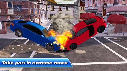 Extreme City Racing 3D - screenshot