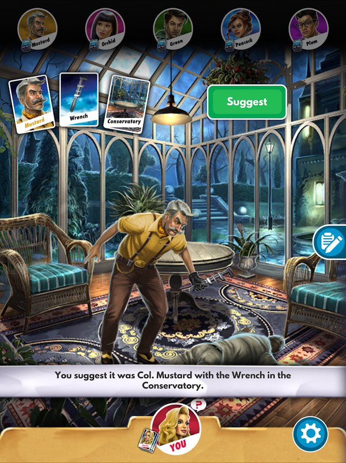 Clue Screenshot 6