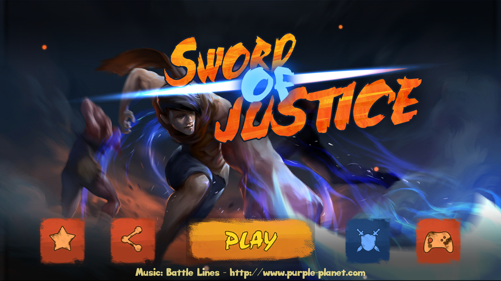 Sword of Justice: hack & slash Screenshot