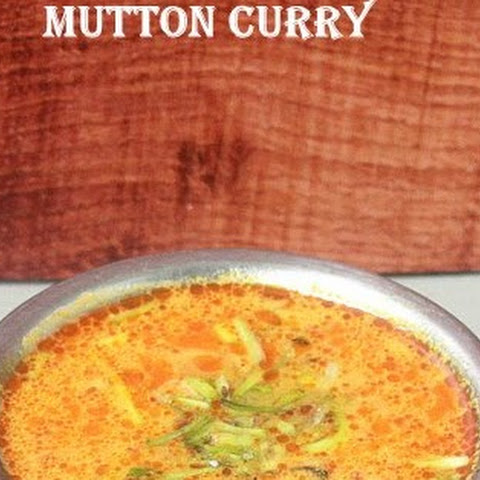 MUTTON CURRY | LAMB CURRY | AATU KARI KULAMBU