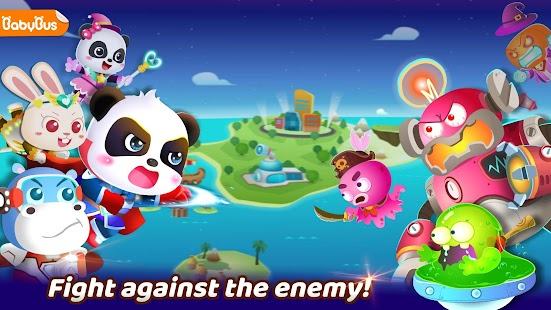 Little Panda's Hero Battle Game for pc