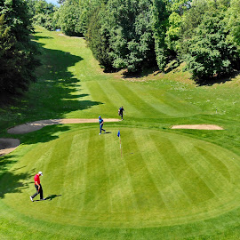 Golf 1 - Mokrice, Slovenia by Andjela Miljan - Sports & Fitness Golf (  )