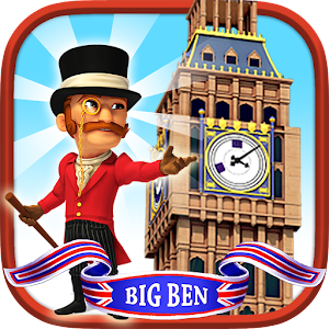 Cover art Monument Builders - Big Ben