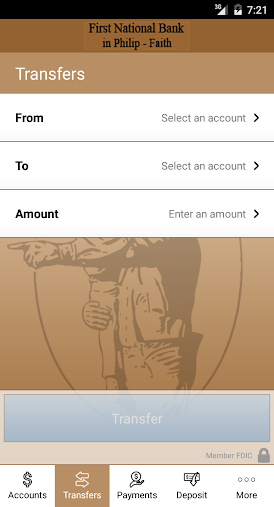 FNB in Philip Mobile Banking APK