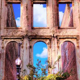 Facade by DE Grabenstein - Digital Art Places