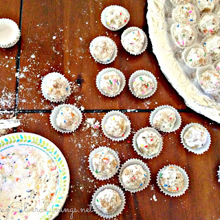 Cake Balls Without Frosting Recipes