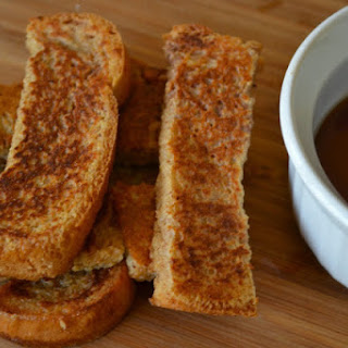 #BrunchWeek ~ Cinnamon Sugar French Toast Sticks