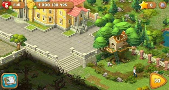 Guide Gardenscapes - New Acres - screenshot