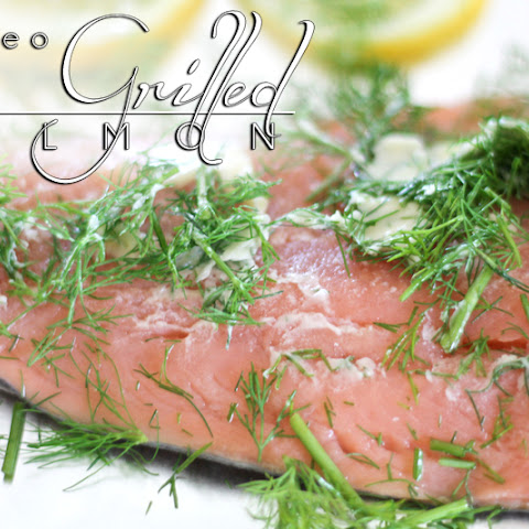 Paleo Grilled Salmon