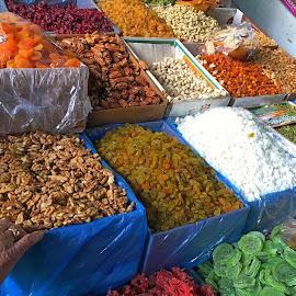 Snacks by Steven Liffmann - Food & Drink Fruits & Vegetables