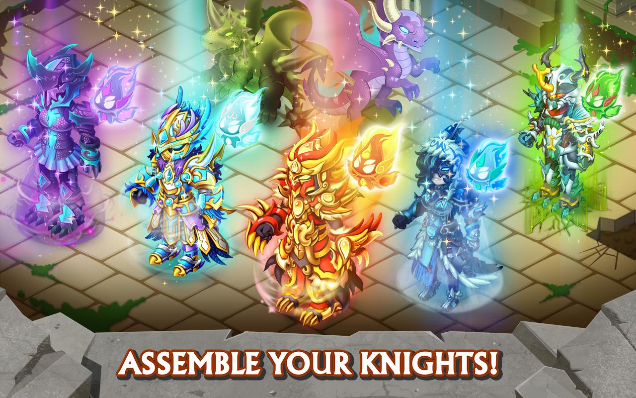 Knights & Dragons - Action RPG Screenshot 2