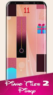 Piano Pink Tiles 2 APK for Bluestacks