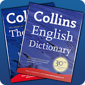Download  Collins English and Thesaurus  Apk