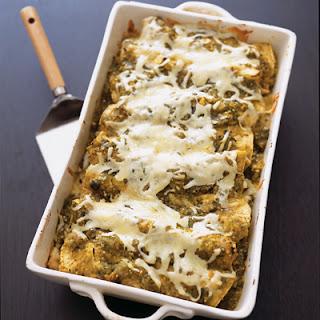 Make Ahead Cheese Enchiladas Recipes