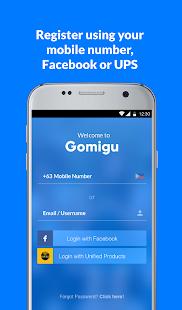 App Gomigu apk for kindle fire