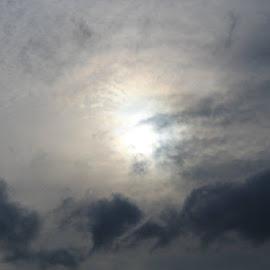 by Liz Granholm - Landscapes Cloud Formations