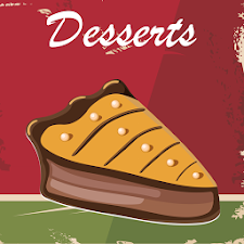 Desserts and Cakes Cookbook