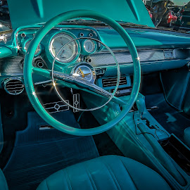 Custom Interior by Ron Meyers - Transportation Automobiles