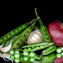 Ingredients  by Asif Bora - Food & Drink Ingredients