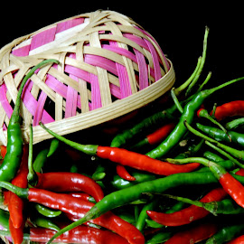CHILLIES by SANGEETA MENA  - Food & Drink Ingredients