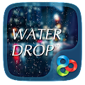 Drop Rain 3D Go Launcher Theme APK for Bluestacks