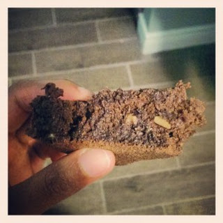 Prune Puree Brownies