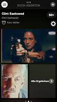 Screenshot of HD+ TV-Programm Guide